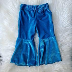 Blue bell bottoms